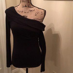 Victoria's Secret black off shoulder top